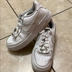 Nike Air Force 1 kids sneakers 4.5